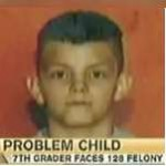 Problem Child?  Andrew Riley
