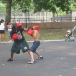 Boxing boys 2