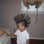 Crazy Mohawk