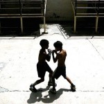 Nice pic of boys boxing