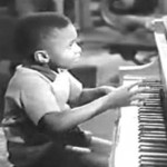 Little Richard As A Child - No It's Not It's Sugar Chile Robinson