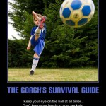 The Soccer Coach's Survival Guide
