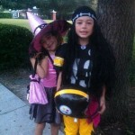 Troy Polamalu Halloween