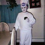 boy as pillsbury doughboy