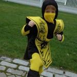 Halloween Nija Boy