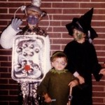 Boy Tin Man Costume