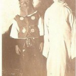Boys Dressed Up For Halloween - Vintage Photo