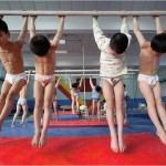 Chinese Boy's Gymnastics