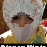 Diaper Boy Ninja