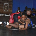 Black Boys Wrestling