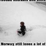 Norwegian Paperboy