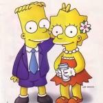 The Simpsons Got Milk Bart Lisa