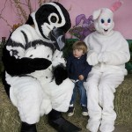 Boy With Easter Penguin?