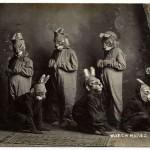Creepy Easter Kids