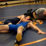 Justin Kievit and Jared Stevens Wrestling