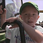 Make A Wish - Boy Becomes Farmer For A Day