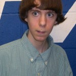 Adam Lanza Blue Shirt