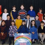 Adam Lanza Elementary School Group Photo