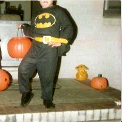 Fabulous Batman Kid