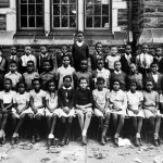 Wilt Chamberlain 4th Grade Photo