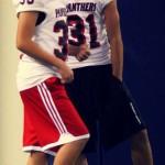 Boys Football Practice