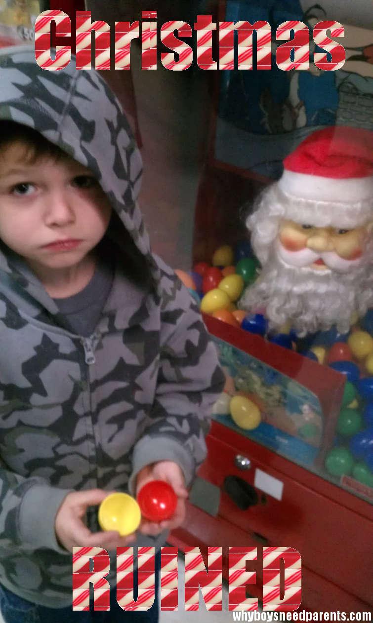 Christmas Ruined