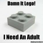Damn It Lego