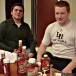 boys solve watery ketchup problem