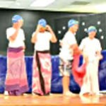 Boys Synchronized Swimming Skit